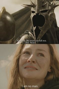 The Lord of the Rings: The Return of the King, quite possibly my very favorite part of all the movies.