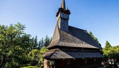 """Biserica """"Sfintii Arhangheli Mihail si Gavril"""" din Rogoz, judetul Maramures este una dintre cele mai interesante si valoroase din Transilvania. Biserica de lemn din Rogoz Maramures este datata de traditie in anul 1663, moment sustinut de inscriptia de la intrare care evoca invazia tatara din 1661. Se afla pe lista monumentelor istorice din 2004 si este inscris si in Lista Patrimoniului Mondial. Building, Travel, Viajes, Buildings, Trips, Traveling, Tourism, Architectural Engineering, Vacations"""