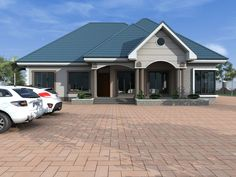 Luxury Life, Luxury Homes, Roof Styles, House Styles, Brick Laying, Roof Cleaning, Pool Installation, Public Bathrooms, Facades
