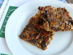 Mágikus Bars és a Tate Süt Shop Giveaway! Moist Coconut Cake Recipe, Sweet Recipes, Cake Recipes, Magic Bars, Sweet Bar, Almond Joy, Brownie Bar, Cookie Bars, Puddings