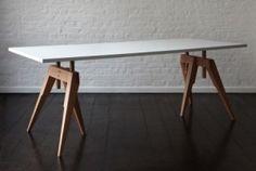 Schragen tafel