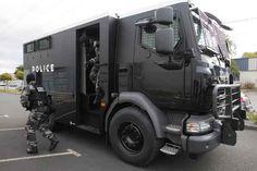 The MIDS. Photo: Renault Defense Trucks