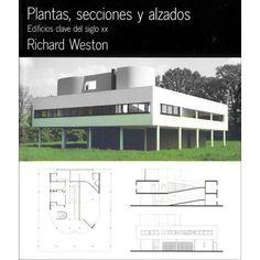 plantas, secciones y alzados - richard weston comprar el libro en tu libreria online Buscalibre Chile