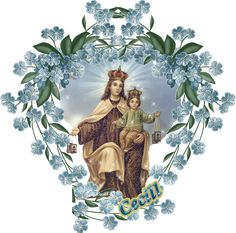 Notre-Dame du Mont Carmel Cecill créations