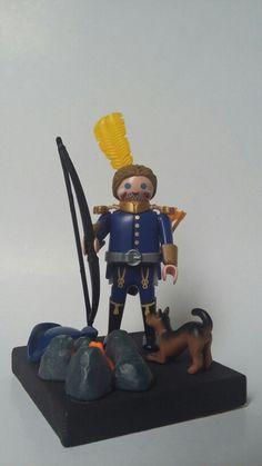 Kevin Costner en Bailando con lobos!! Jack Clirk Project, Playmobil Custom Facebook/JackClirkProject Jack.clirk@gmx.de