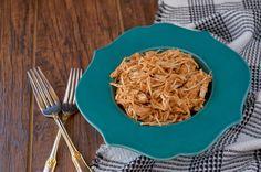 Crockpot Chipotle Chicken | Plaid and Paleo