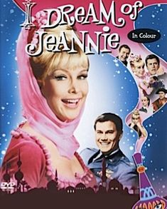 I love Jeannie, but she is a second to Samantha Stevens.  She has a mind of her own.