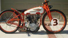 1925 Harley Davidson Board Track Racer