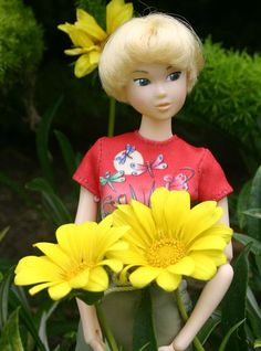 Eric<Title>Momoko Loves Daisies