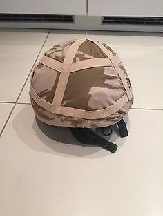 Helmet combat GS MK6 with Desert DP cover size S 2001/2