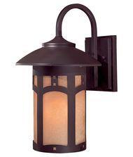 Beacon Rhodes 9 Inch Wide 1 Light Outdoor Wall Light