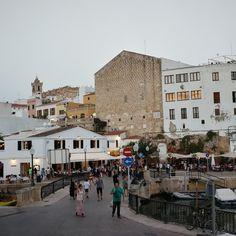 cafe balear ciutadella - Recherche Google Street View, Google, Menorca