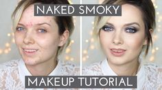 ACNE COVERAGE // Naked Smoky Palette Makeup Tutorial // MyPaleSkin