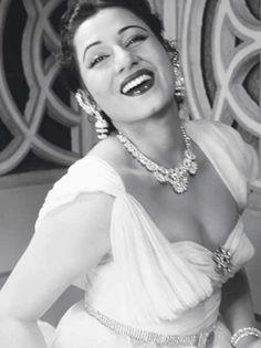 Madhubala....one of Bollywood's most iconic stars.