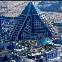 Raffles Dubai in Wafi city Dubai, UAE