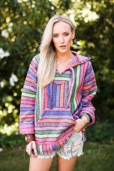 Baja Hoodie Blanket Sweatshirt