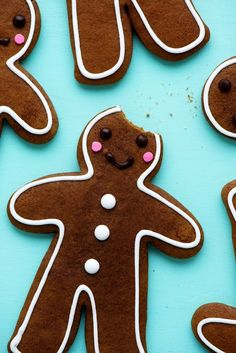 The Perfect Gingerbread Cookie - @sweetapolita