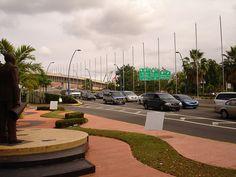 Monumento Caballeros de la Television, Bayamon, Puerto Rico