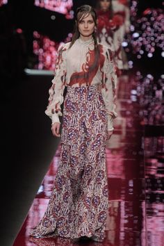 Just Cavalli. See all the best looks from Milan fashion week fall 2015.
