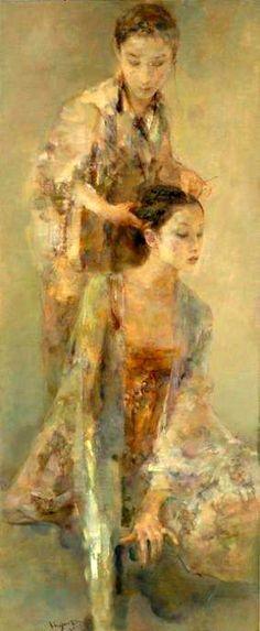 Hu Jun Di - MalenaArt7