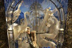 Bergdorf Goodman 2013 Holiday Show Windows