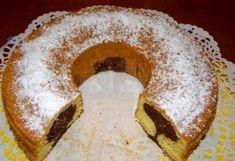 Hungarian Desserts, Hungarian Recipes, Ring Cake, Savarin, Pound Cake, Cake Cookies, Nutella, Tapas, Cookie Recipes