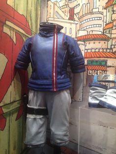 Replica of Sasuke's outfit at Comic-con. NARUTO © 1999 by Masashi Kishimoto/SHUEISHA Inc.