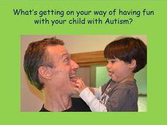 Vencer Autismo: Estar presente...