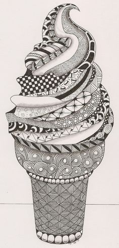 How to Zentangle · Craftwhack