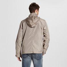 Men's Big & Tall Nylon Field Jacket - Merona Tan 3XB Tall, Size: 3XBT
