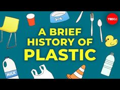 A brief history of plastic - YouTube Plastic Milk, Classroom Images, John Wesley, Kids Videos, New Technology, Inventions, Lesson Plans, Things To Come, Science