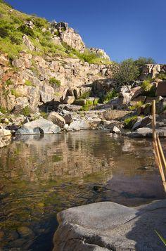 Mission Trails Falls, San Diego, California #hike #trails #sandiego