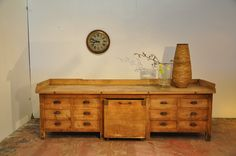 huge-bakery-chest-of-drawers-c-1930 Espace Nord Ouest