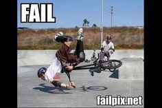 sporting fail