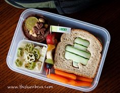 Im going to start packing my kids lunches...
