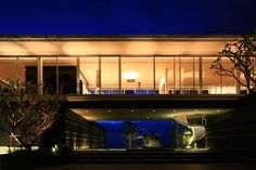 Architectural firm Tierra Design has designed the Villa Mayavee in Phuket, Thailand. 2  Completed in 2009, the house has been conceived as a relaxing retreat for its owners with an emphasis on entertaining guests.