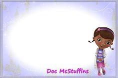 Doc Mcstuffins Autograph Page