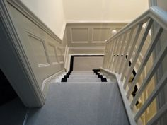 edwardian stair panelling - Google Search