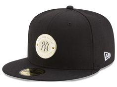 New York Yankees New Era MLB Inner Gold Circle 59FIFTY Cap Gorras Snapback fb958502d13