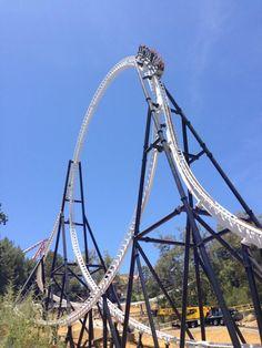 Full Throttle | Six Flags Magic Mountain | USA