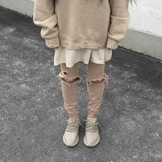 « | @blvckd0pe #streetwearaddicted »great look nice idea sand camel beige light yeezy season inspiration 2016 350 boost