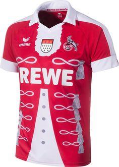 1. FC Köln 2015 Karneval Kit Released