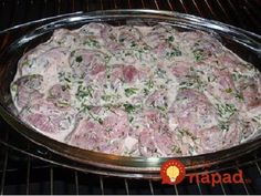 Georgian meat, bake for 1 hour - Pork Tenderloin Recipes, Pork Recipes, Cooking Recipes, Healthy Recipes, Georgian Cuisine, Georgian Food, Armenian Recipes, Russian Recipes, How To Cook Pork