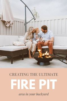Making backyard fire pits easier with Duraflame Crackleflame, easy to light, lasts longer and gives the ultimate backyard fire pit feel and area. #betterbythefire #duraflamepartner