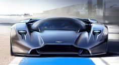 Aston Martin DP-100 Vision Gran Turismo Concept revealed – Goodwood debut today. http://www.carsuk.net/aston-martin-dp-100-vision-gran-turismo-concept-revealed-goodwood-debut-today/