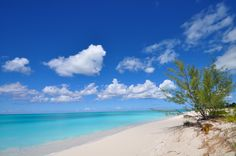 Peaceful Leeward Beach - Turks and Caicos Vacation Rentals - Grace Bay Cottages - www.gracebaycottages.com