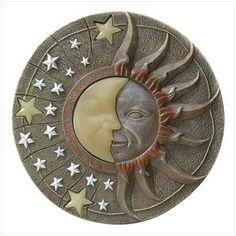 Stars, Moon, & Sun