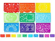 mexican garland - Google Search