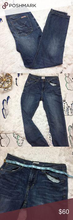 Hudson jeans size 14 skinny Good condition Hudson jeans fits a size small Hudson Jeans Jeans Skinny
