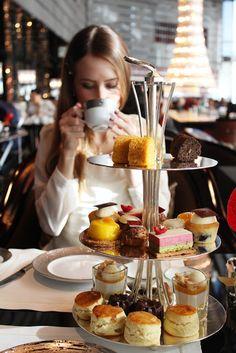 The best High Tea in Hong Kong - The Ritz-Carlton